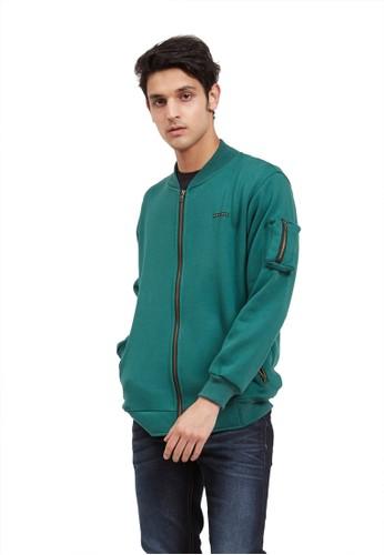 MUGABE green MUGABE Jaket Pria reno green 5659FAAE42CC50GS_1