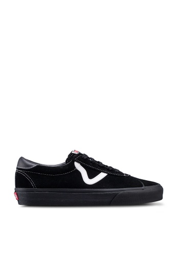 VANS black VANS Sport Sneakers 6B1B4SH02C6C87GS_1