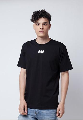 BAE ID black Bae T-shirt OG Black 5AE51AAF9C23A1GS_1
