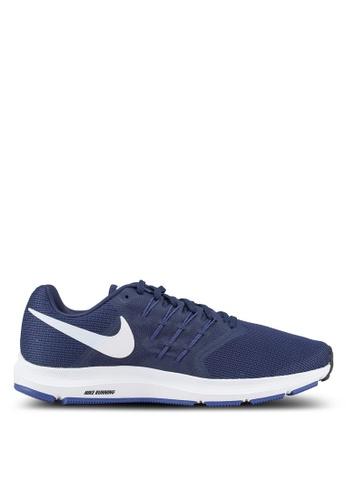 Nike blue Nike Run Swift Shoes FC704SHD2B9943GS_1