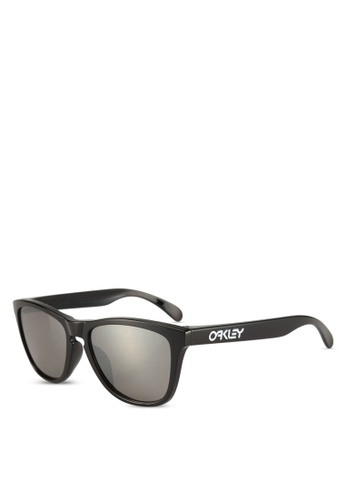 Oakley black Performance Lifestyle OO9245 Sunglasses 5A815GL3984AFAGS_1