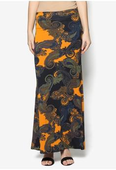 Mermaid Drapery Skirt