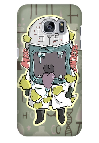 Wonder Cover grey Mad Science Hard Case for Samsung Galaxy S7 WO617AC41PBUPH_1