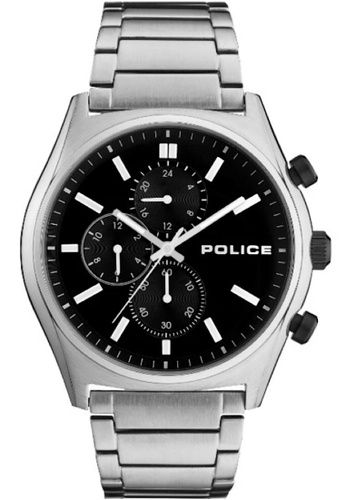 Police silver Police Gent Watch Holden PL15510JS/02M 43870AC23585E8GS_1
