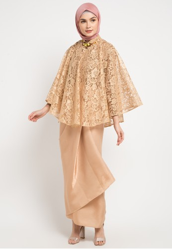 LUIRE by Raden Sirait multi and gold Bdc-Afasia EE411AA8D14588GS_1