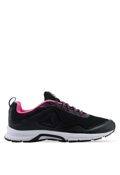 promo code 87ed4 4d486 Reebok black and multi Triplehall 7.0 Shoes 4207BSH6AF56A2GS 1