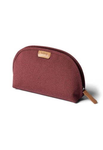 Bellroy red Bellroy Classic Pouch - Red Earth 60842AC53E94DFGS_1