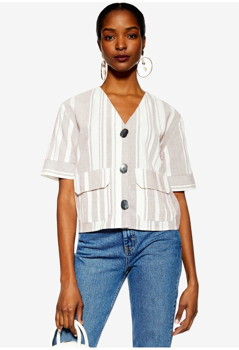 a47496c223ae Buy TOPSHOP Blouses For Women Online on ZALORA Singapore