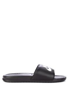 c77c2a67c0e5bd Nike black Men s Nike Benassi