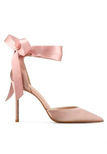 Twenty Eight Shoes 8CM Lace Up Hollow High Heel Shoes LJX13-c 934AESH722D5E8GS_1