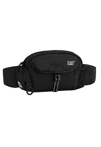 CAT black Fuji Waist Bag 8F781AC97E9DB4GS_1