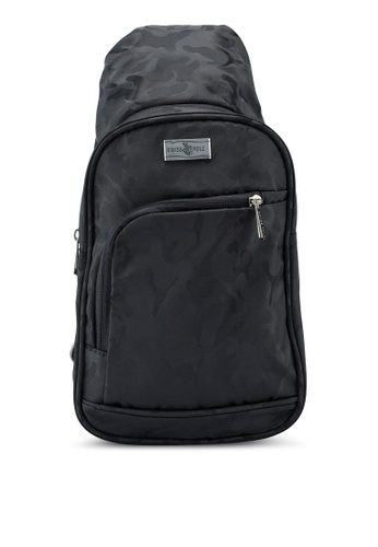 Swiss Polo black Chest Bag DD6FBACA244CA1GS_1