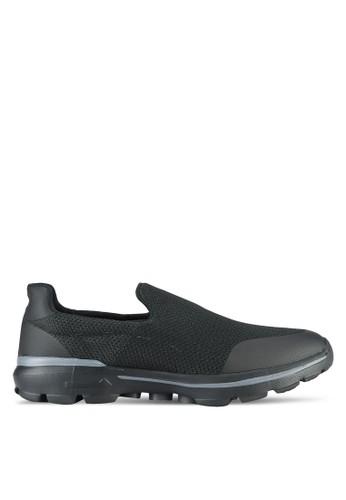 UniqTee black Lighweight Breathable Mesh Sporty Sneakers UN097SH0RS4BMY_1