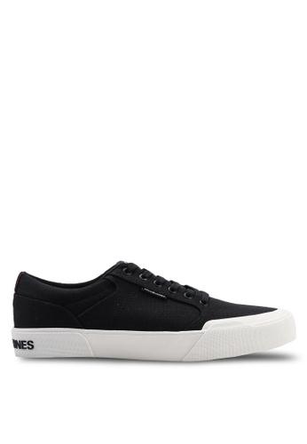 Jack & Jones 黑色 休閒運動鞋 2DA19SH472F3ECGS_1