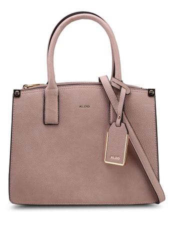 ALDO pink Kaien Handbag 3A057ACB9173BEGS_1