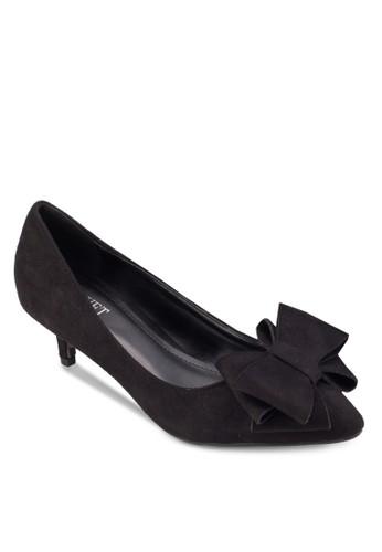 Joyce 蝴蝶結esprit taiwan低跟鞋, 女鞋, 鞋