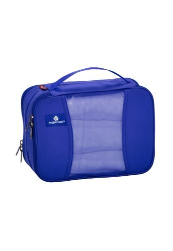Eagle Creek blue Eagle Creek Pack-It Clean Dirty Half Cube (Blue Sea) 45D29AC4FA1546GS_1