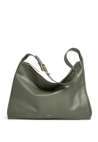 SKAGEN green Skagen Anesa - Leather - Shoulder Bag - Tas Skagen Wanita - SWH0214357 D041BAC56ECE1CGS_1