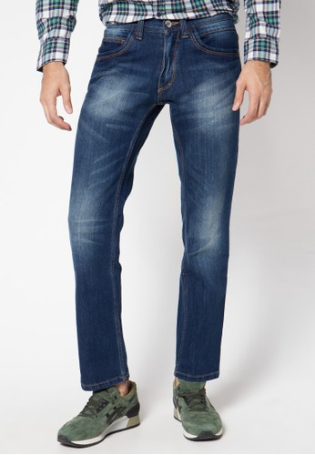 Watchout! Jeans Tuppered Slim Jeans Pant 792