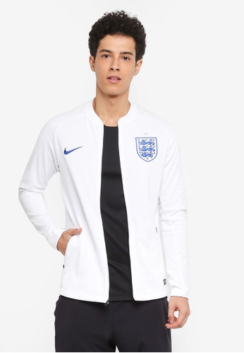 Nike white Men's Nike England FB Jacket 9FAB0AA0FDF7CDGS_1