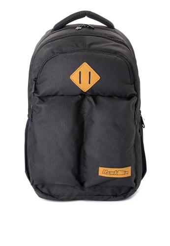 Hawk black Hawk Backpack HA267AC0IQPTPH_1
