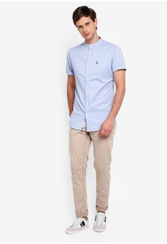 b2a346ee8 20% OFF River Island Oxford Gdad Shirt RM 149.00 NOW RM 119.90 Sizes XS S M  L XL