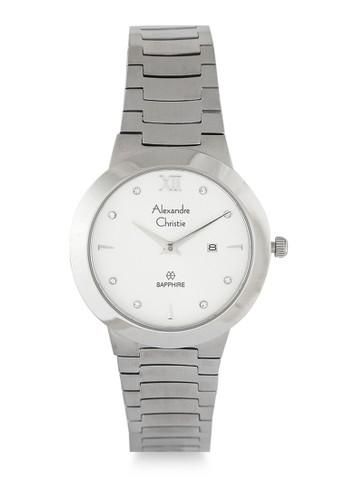 Alexandre Christie silver Alexandre Christie Jam Tangan Wanita - Silver White - Stainless Steel - 8569 LDBSSSL 2022BAC4076786GS_1