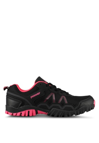 Power black Power Outdoor Shoes 3F5ABSHE047EA6GS_1