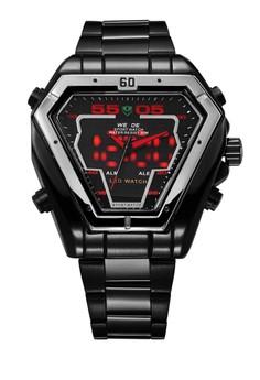 Analog Watch LED WH1102B-2C