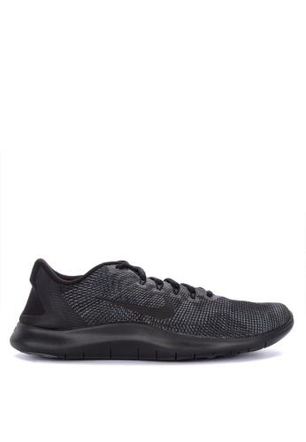 Nike black Nike Flex Rn 2018 Shoes AF9CCSH731F831GS_1
