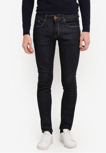 Electro Denim Lab blue Indie Skinny Jeans EL966AA0SF7SMY_1