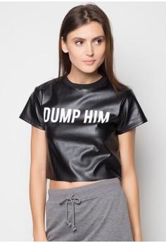 Dump Him Blouse