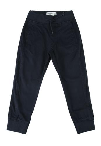 Abercrombie & Fitch black Core Jogger Pants 64C0FKA8779035GS_1