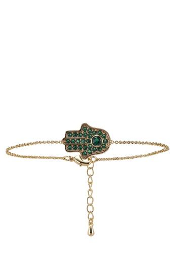 ALDO green Saer Bracelet BE2D5ACECD347EGS_1