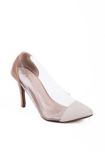 De Velvet beige De Velvet Tiffany Ivory DE825SH72SAXID_1