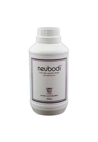 Neubodi white and purple Delicate Laundry Detergent NE503BE0RM1EMY_1