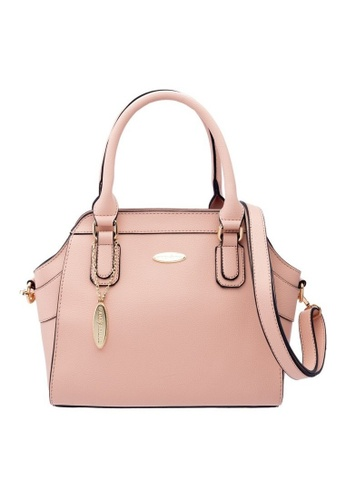 b4ab5325a4f British Polo pink Elegant Tote With Sling Bag (Promotion Item)  E91F2AC9CA3D5EGS_1