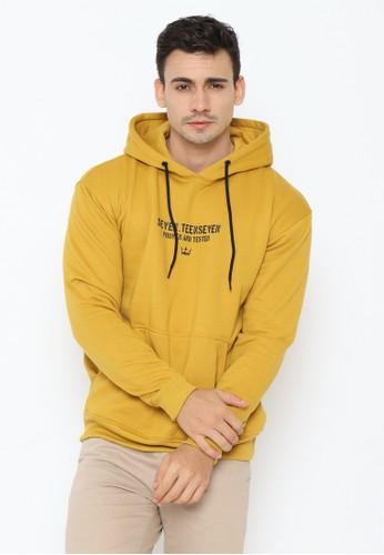 17seven Original yellow 17SEVEN Hoodie Sablon Pria 0177-AMR-YLW 972D6AA7A3A899GS_1