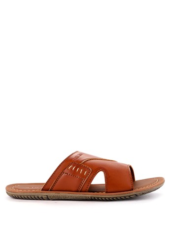 Watchout! Shoes brown Slip On Shoes 3748FSH2F7DDE3GS_1