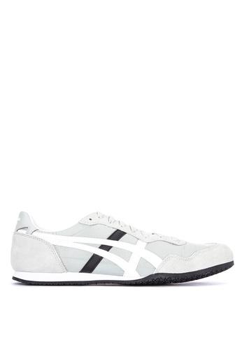 Onitsuka Tiger grey Serrano Sneakers AF782SH0444B73GS_1