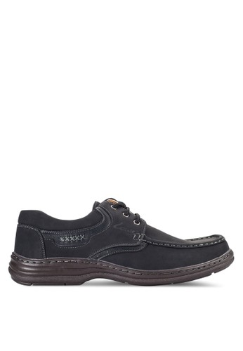 Louis Cuppers black Smart Casual Shoes LO977SH14VOFMY_1