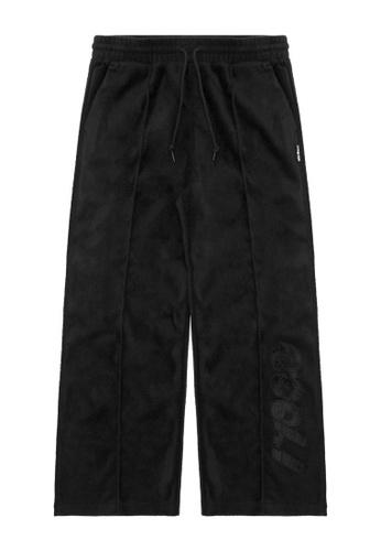 Mini cream black Cool sweatpants 3B847AA2A10EA0GS_1