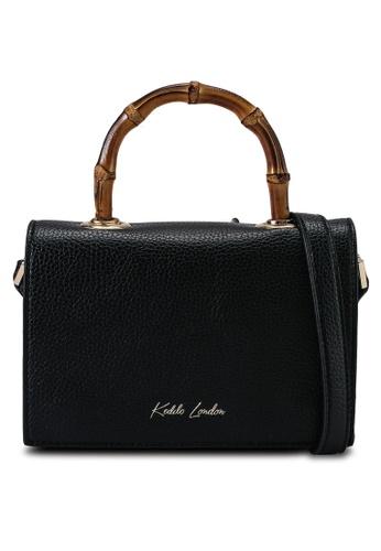 Keddo black Roula Sling Bag F15CCAC5839D19GS_1