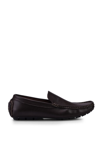 Louis Cuppers brown Louis Cuppers Loafers, Moccasins & Boat Shoes AFE9DSH02D665EGS_1