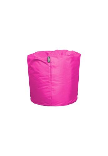 doob pink TOOTSIE - ottoman/footrest doob bean bag (Candy Pink) DC37EHLC531024GS_1