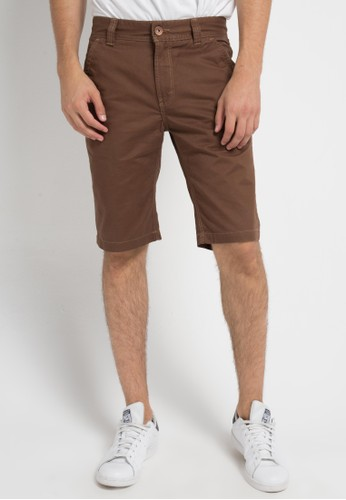 Lois Jeans brown Short Pants Twill 7A487AA26521FEGS_1