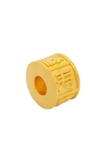 LITZ gold [Free Bracelet] LITZ 999 (24K) Gold Bead Charm EPC0833 BFBACAC48CC739GS_1