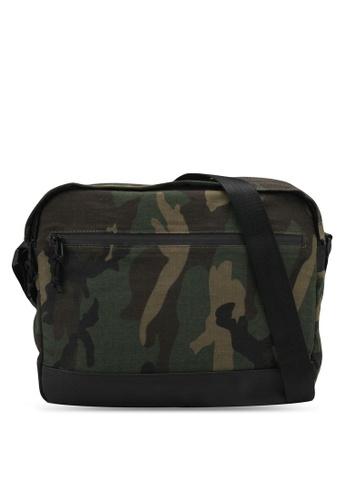 JAXON green Casual Messenger Bag 1E51DZZC64175AGS_1