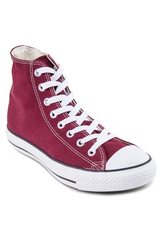 Converse-Chuck Taylor All Star Seasonal 高筒帆布鞋