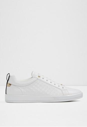 ALDO white ALDO Coventry Sneakers A07E8SH270AF6DGS_1